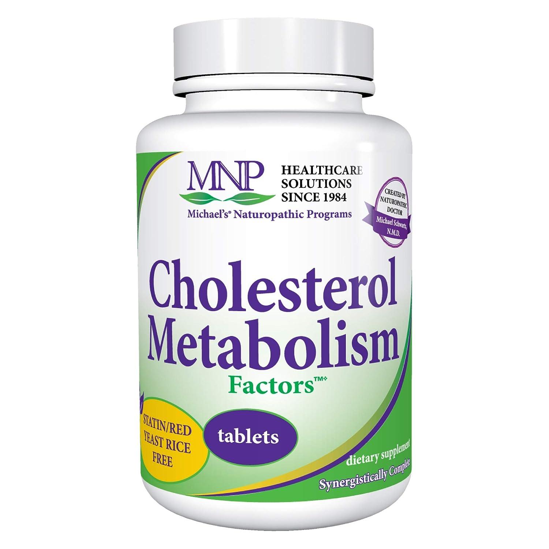 Amazon.com: Michael\'s Naturopathic Programs Cholesterol Metabolism ...
