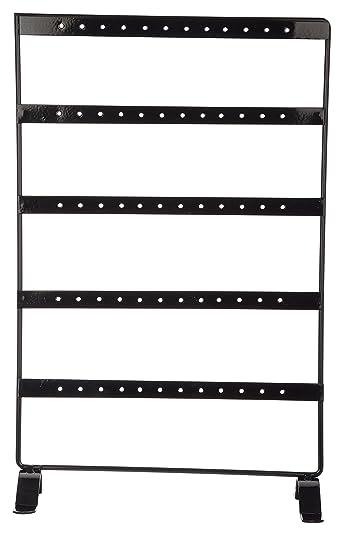 Metal Earring Display Stands iSNH Black Metal Earring Display Stand SNE40 Amazonin 21