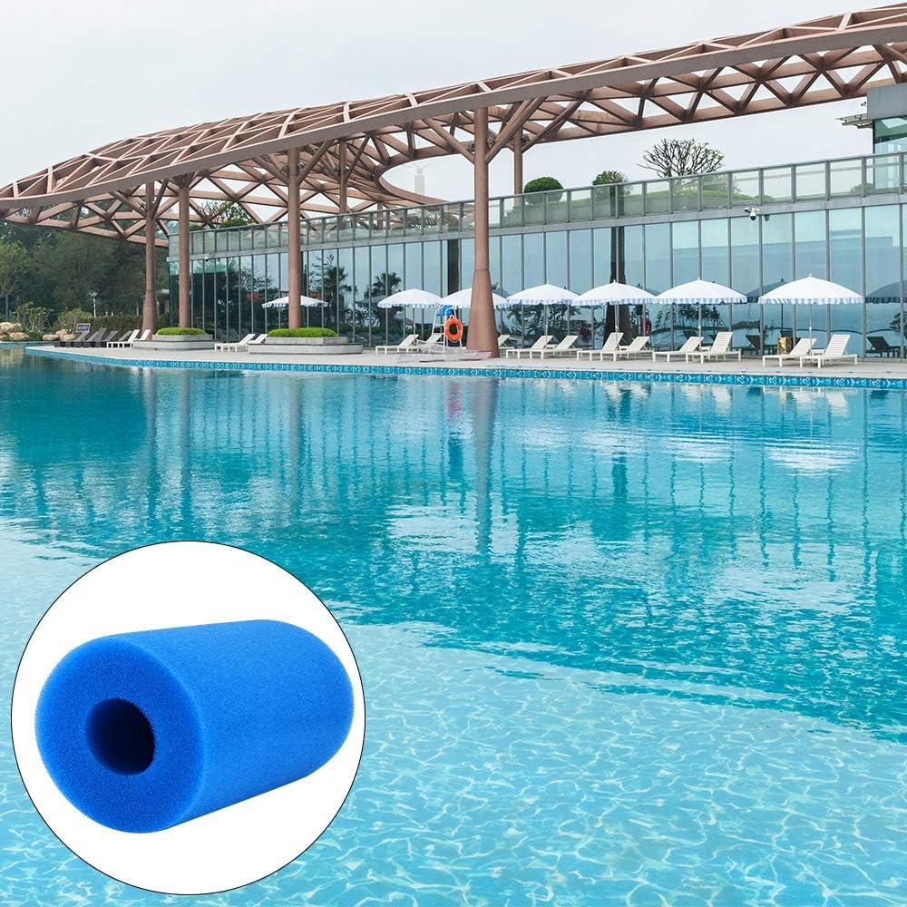 esponja de cartucho de espuma de filtro reutilizable//lavable Para piscina ACECITY Esponja de filtro