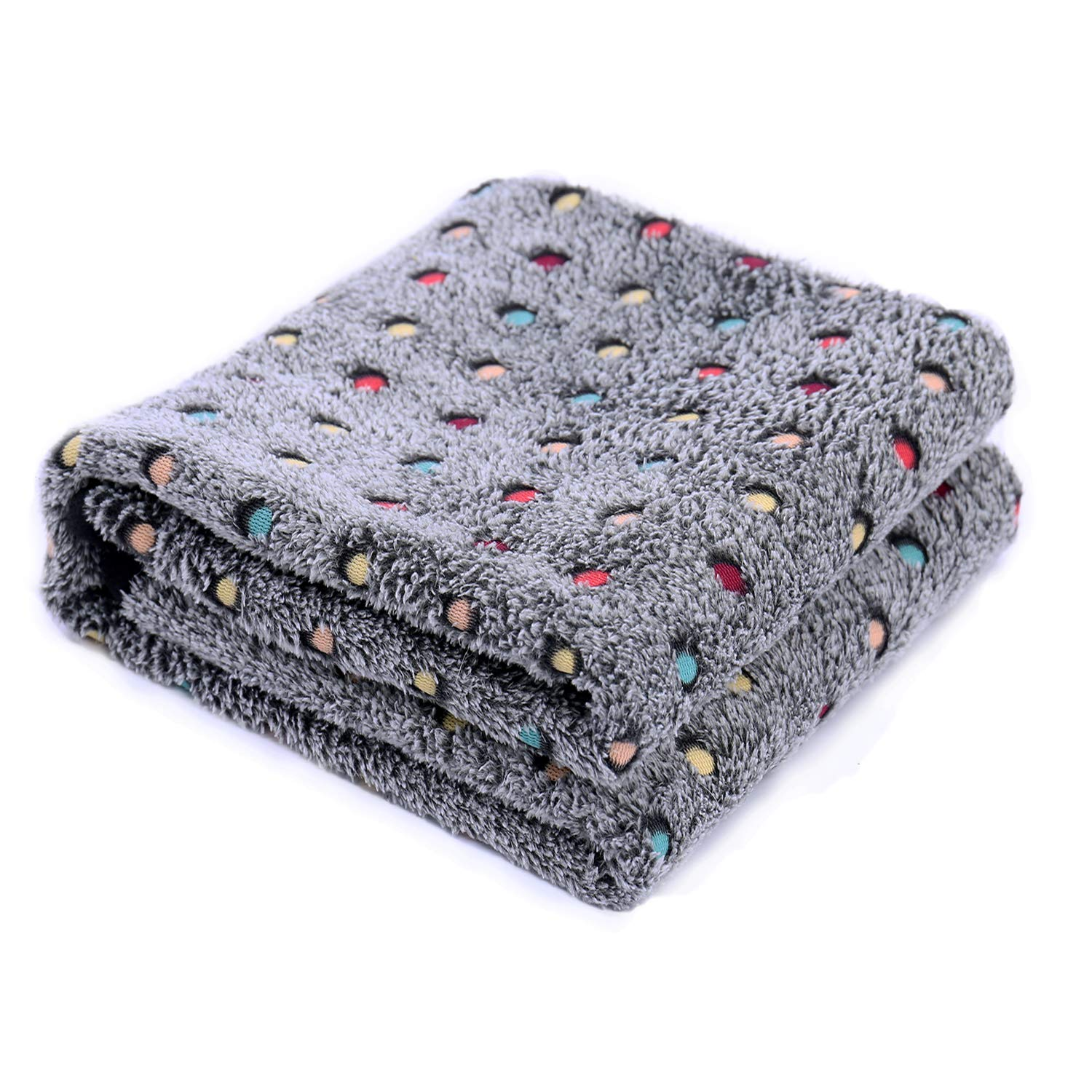 Stylish plush blanket for your dog •Everything cozy gifts