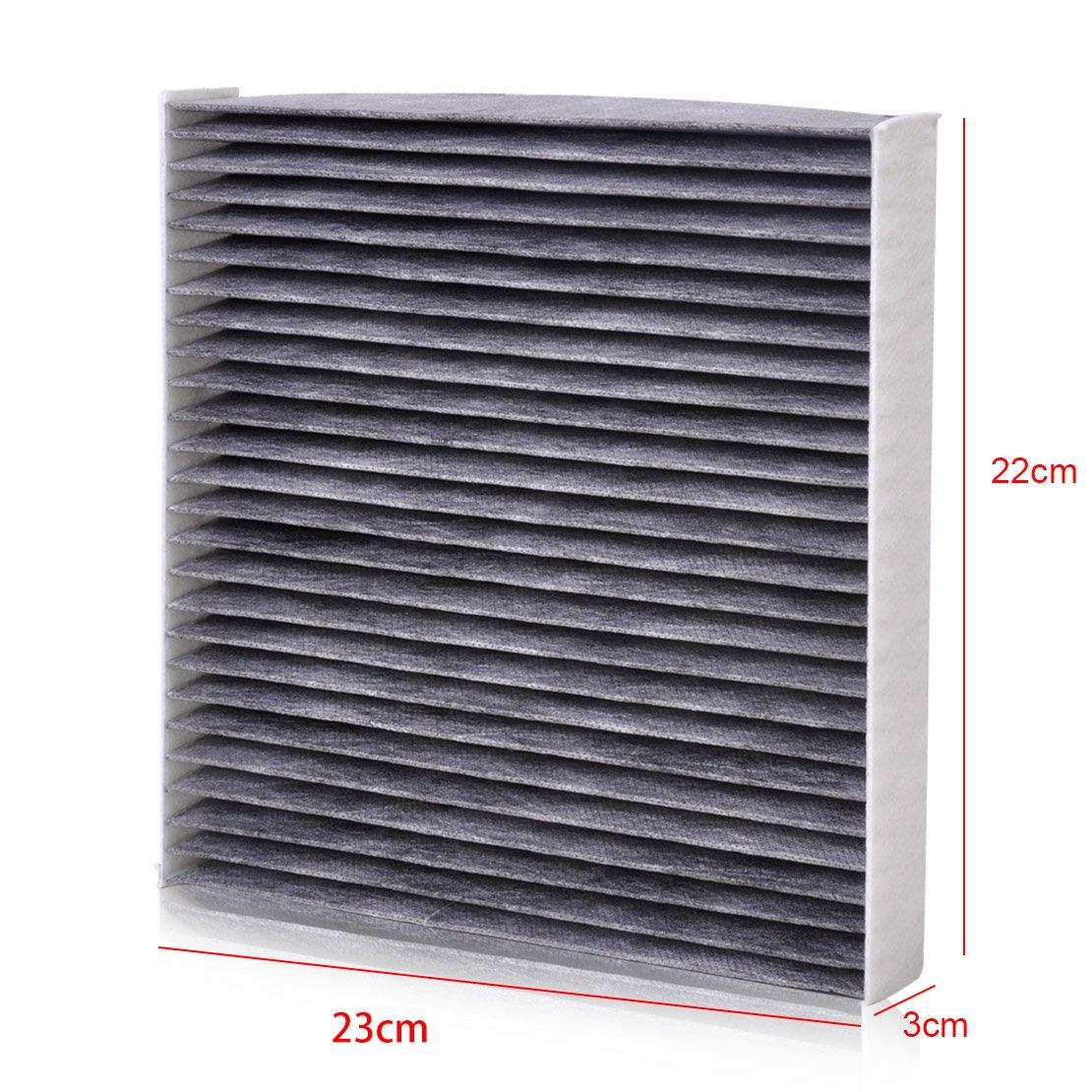 NEW Honda Carbon Premium AC Filter OEM 80292-SEC-A01