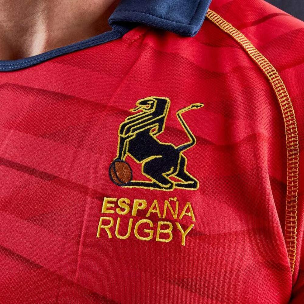 CRBsports Equipo España,Rugby Jersey,Nueva Tela Bordado,Swag ...