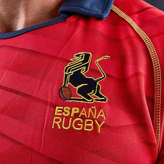 CRBsports Equipo España,Rugby Jersey,Nueva Tela Bordado,Swag Sportswear: Amazon.es: Deportes y aire libre