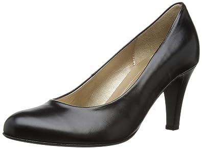 schwarz 6521037 Eu 37 Rot lfs Gabor Schwarz Shoes Damen Pumps qaHBgn8