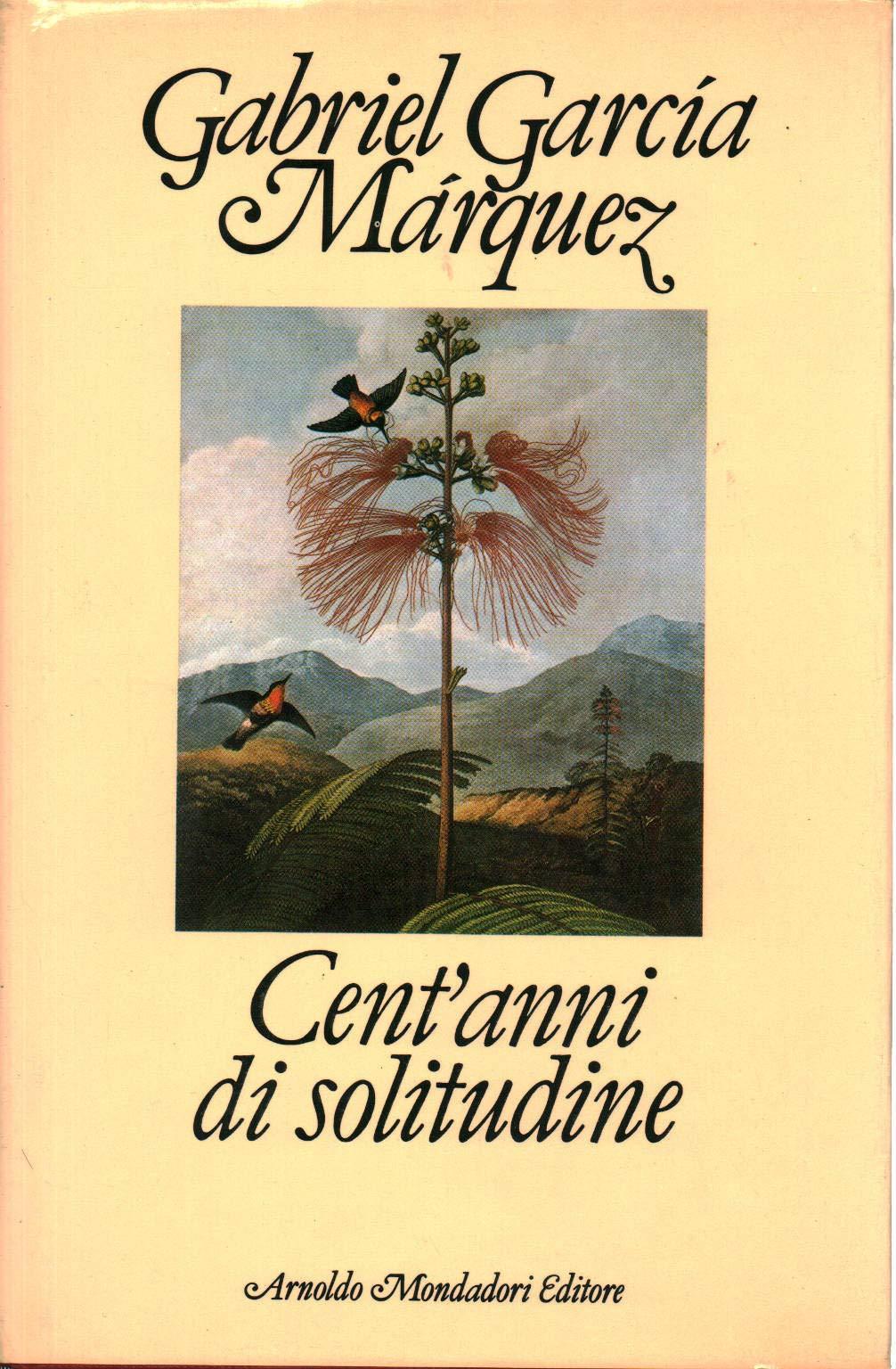Amazon.it: Cent'anni di solitudine - Garcia Marquez, Gabriel - Libri