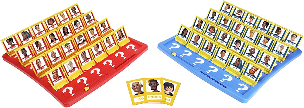 Hasbro Gaming ¿Quién EST-CE ? – Juego de Mesa Que: Amazon.es: Juguetes y juegos