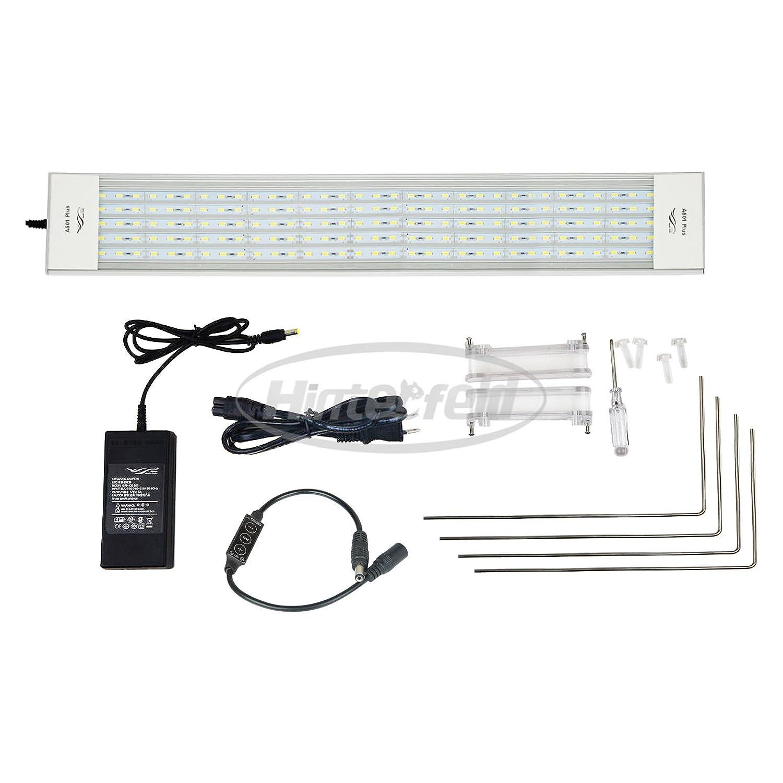 Amazon.com : New Chihiros A-Series Plus Aquatic Aquarium Super LED Lamp 30-65W Light 30-60cm (A301-Plus) : Pet Supplies