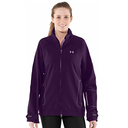 e132e310ce Amazon.com : Under Armour Women's Archean Softshell Jacket II ...