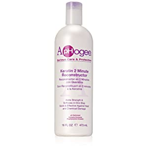 Aphogee keratin Soins Reconstituant en 2 minutes 473 ml