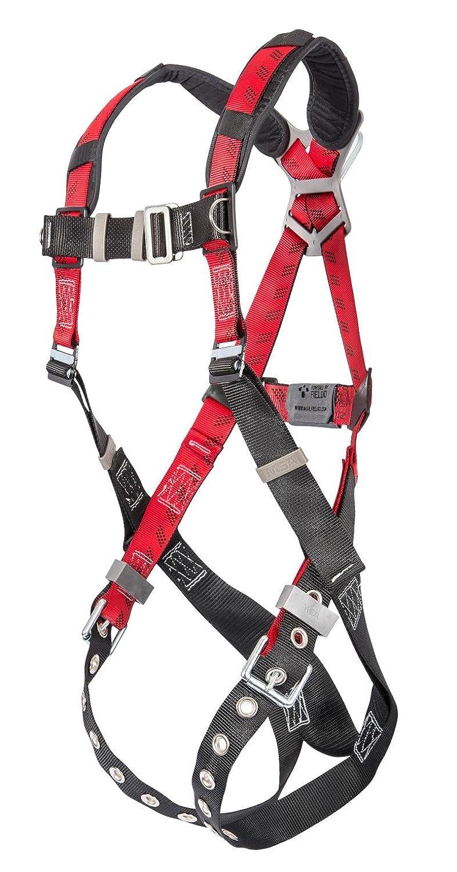 MSA Safety 10041599 technacurv vest-style arneses, lengua hebilla ...
