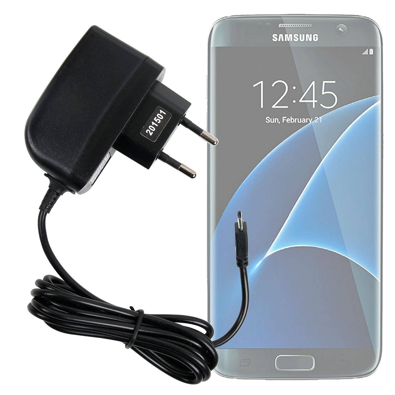 DURAGADGET Cargador (2 Amperios) para Smartphone Samsung ...