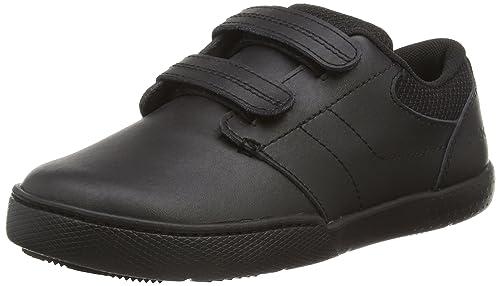Crocs Uniform Shoe P, Mocasines para Niños, Nero Black, 28-29 EU