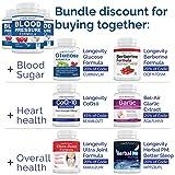 [3-Bottle Value Pack] Longevity Blood Pressure