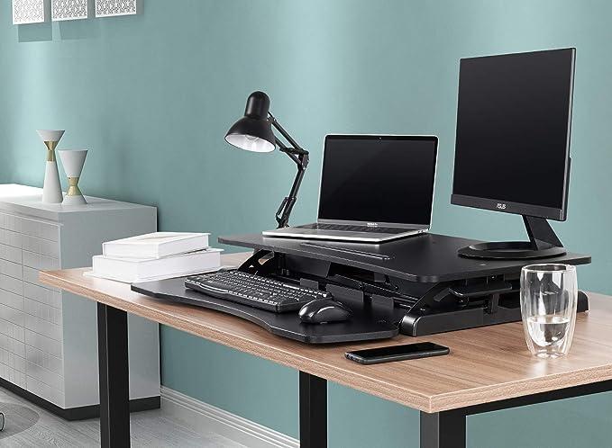 可调节电脑支架,可摆放在书桌上,学生,电脑族再也不用弓腰驼背了