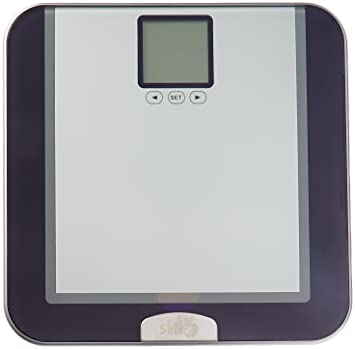 eatsmart products precision tracker digital bathroom scale with eatsmart accutrack software - Eatsmart Precision Digital Bathroom Scale