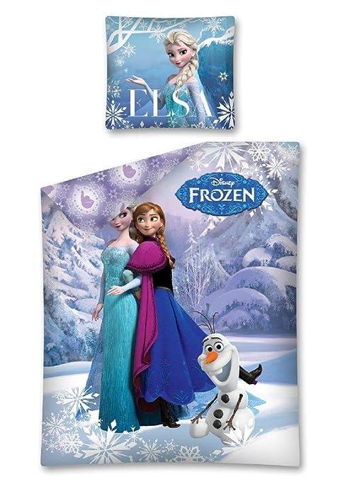 Amazon Funda Nordica Frozen.Funda Nordica Frozen Disney 160x200cm Amazon Es Hogar