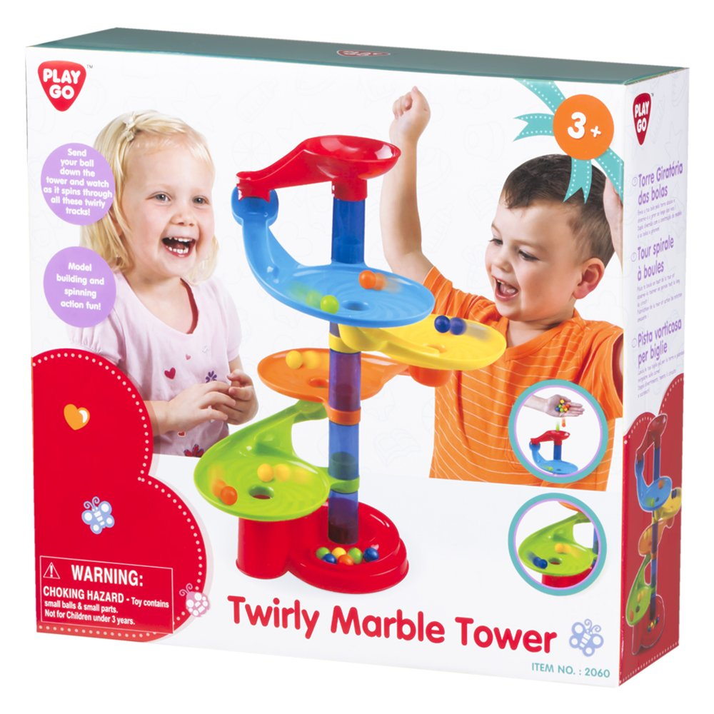 /Tour Spirale de Boules Spirale 5 hauteurs PlayGo/