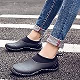 SYLPHID Unisex Waterproof Garden Shoes Womens