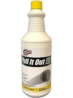 Concrete Stain Remover >> Amazon Com Terminator Hsd Eco Friendly Oil Stain Remover For