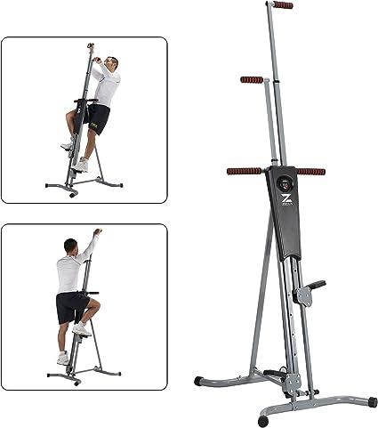 ZZELUS - Máquina de escalada vertical para gimnasio en casa ...