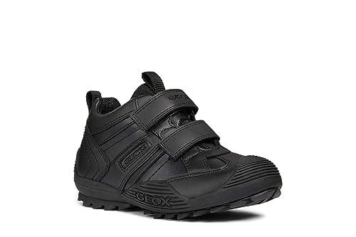 347209ed Geox Jr Savage - Zapatillas de deporte para niño: Amazon.es: Zapatos y  complementos
