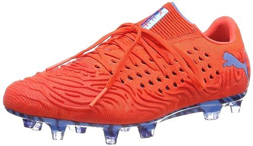 Puma Men s Future 19.1 Netfit Low Fg Ag Football Shoes  Amazon.co.uk ... f82225d9d