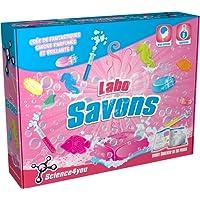 Science4you Labo Savons Jouet éducatif Scientifique STIM