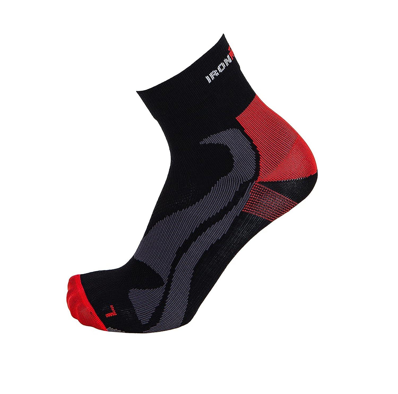 IronMan All Sport Calcetines - Disponible en 3 tamaños - pequeño/Medio/Grande y en 3 Combinaciones de Colores Green/Black Small - 2.5-5/35-38 EU: Amazon.es: ...