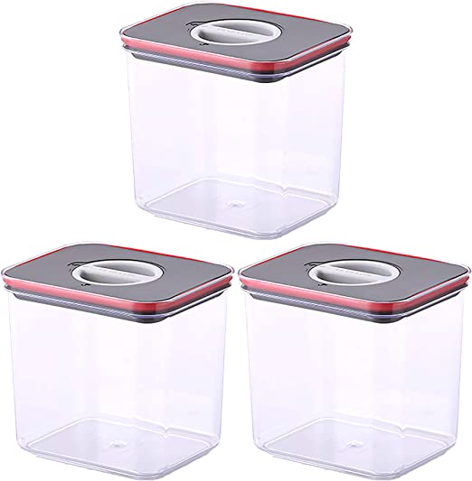 Amazon Com Neoflam Airtight Smart Seal Food Storage Container