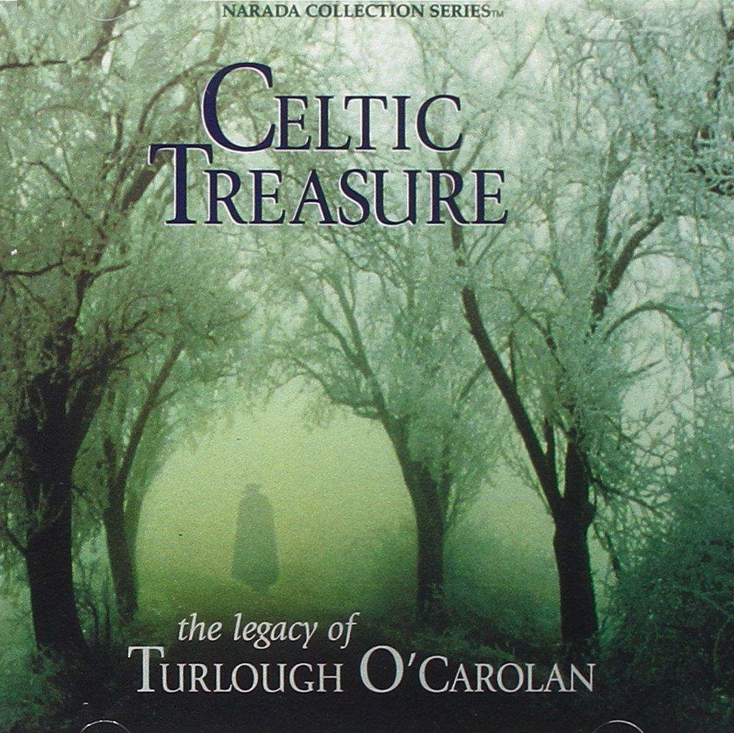 Celtic Treasure - The Legacy of Turlough O'Carolan by Narada