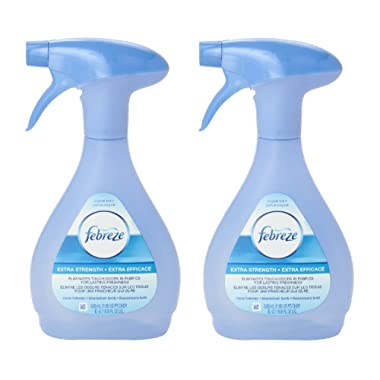 Febreze Extra Strength Fabric Refresher, 16.9-Fluid Ounce (Pack of 2)