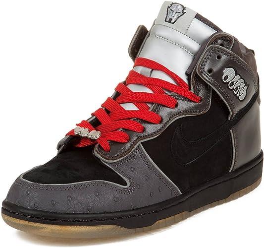Nike Mens Dunk High Pemium SB MF Doom