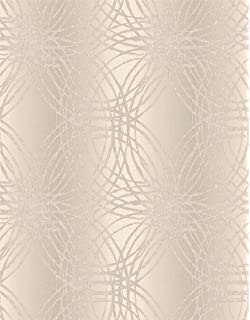 Boutique Sparkle Shimmer Brown Wallpaper Amazoncouk DIY Tools