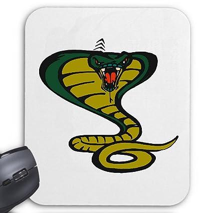 """Alfombrilla de ratón (ratón) """"serpiente Cobra de dibujo de schreck diversión de"""