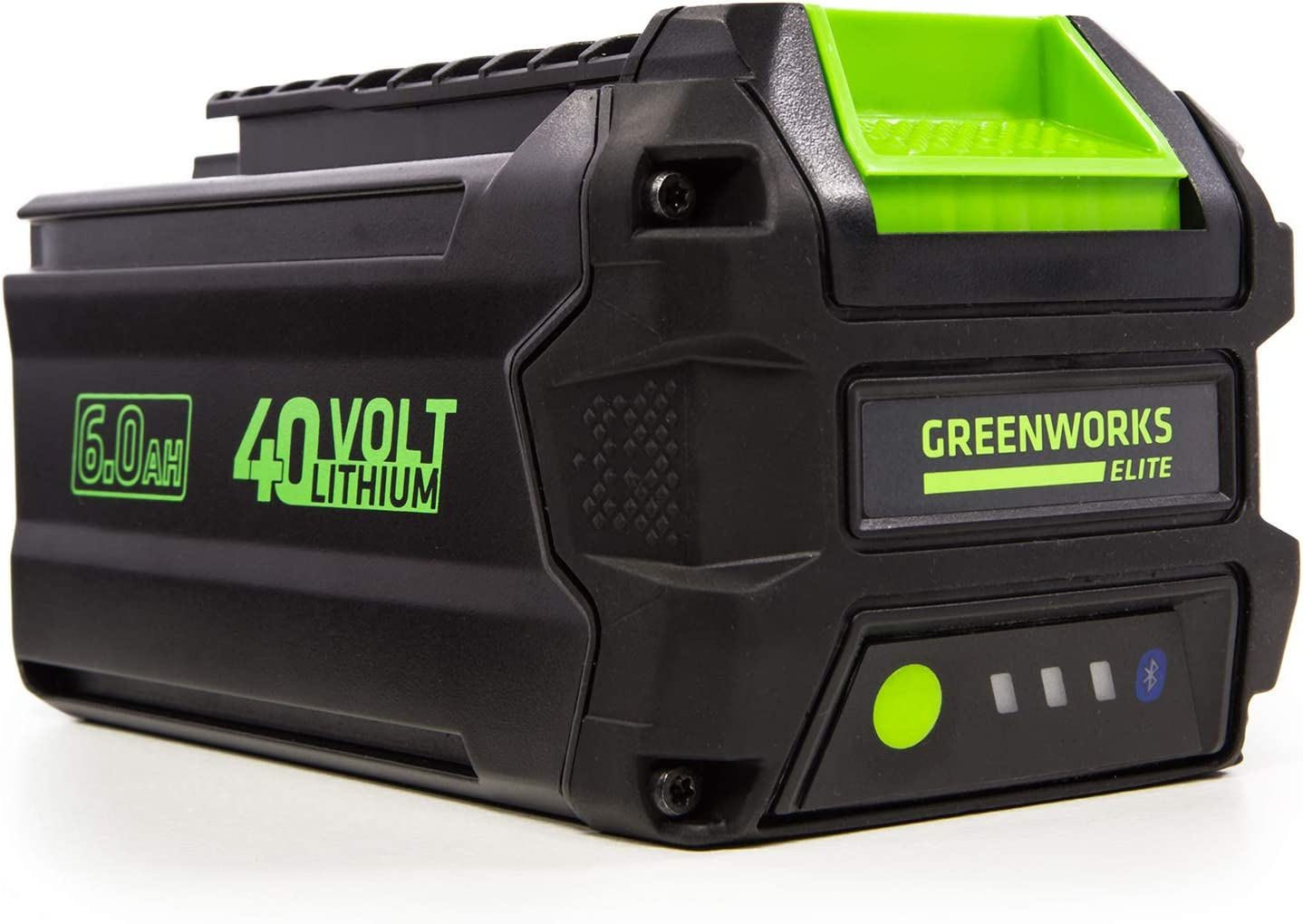 Greenworks L-600 40V 6AH Smart Lithium-Ion USB Battery
