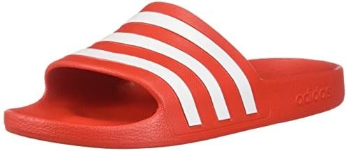 396474f22f2 Adidas Unisex-Adult Adilette Aqua Sport Sandals   Slides  Amazon.ca ...