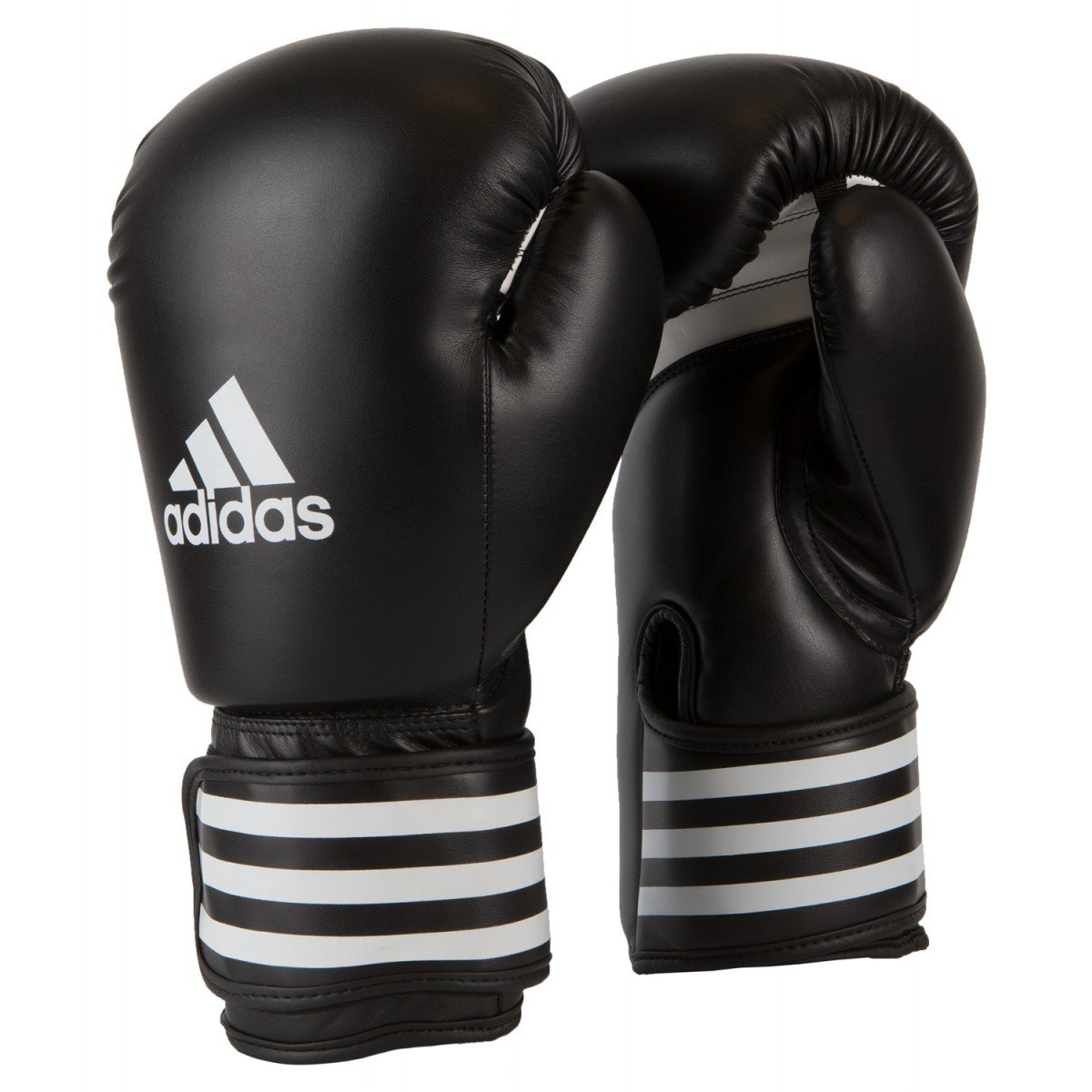 ADIDAS BOXING GLOVES KICKPOWER 100 Black 16oz