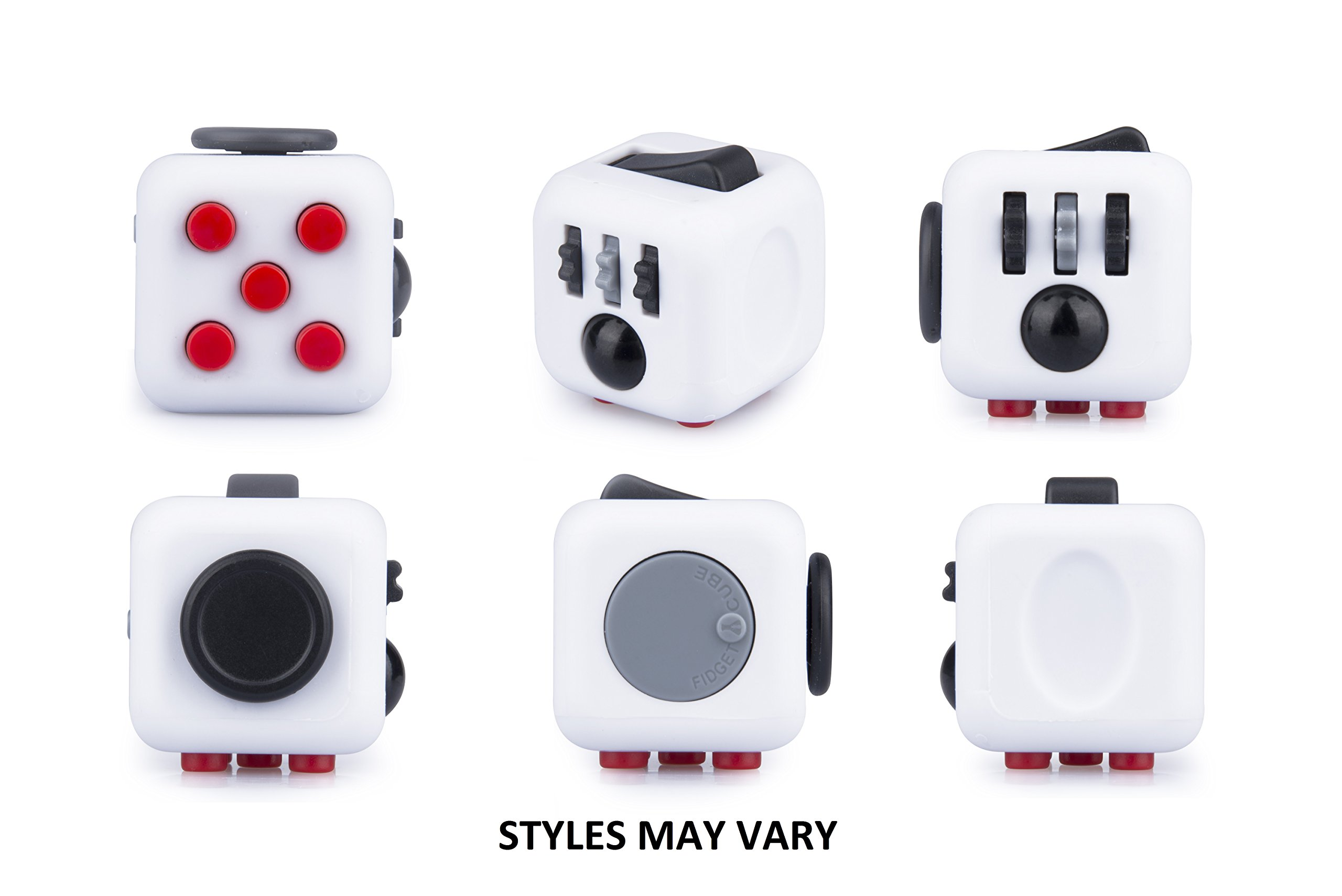 Antsy Labs Fidget Cube (Colors Vary)