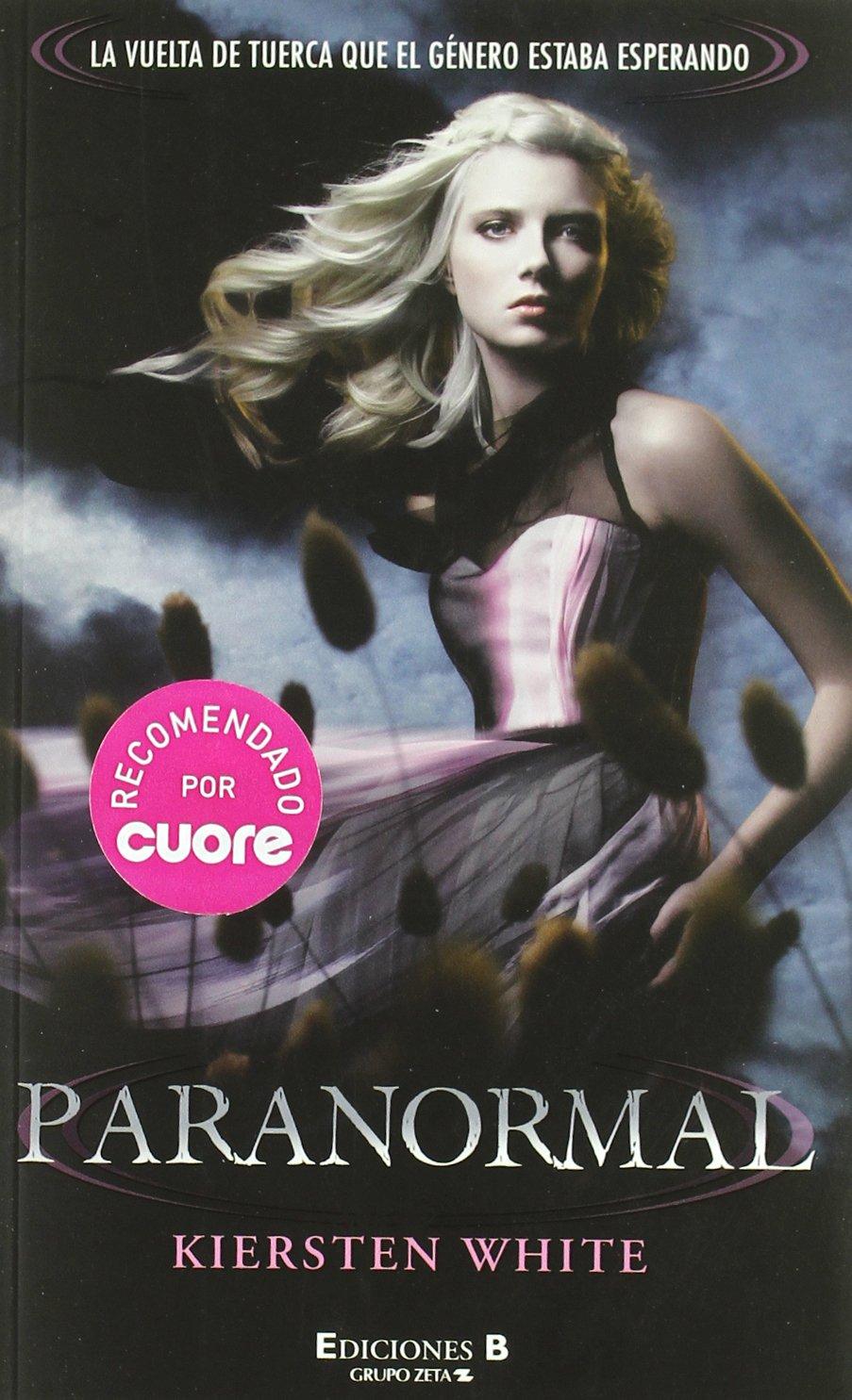 Paranormal (Sin límites): Amazon.es: White, Kiersten: Libros