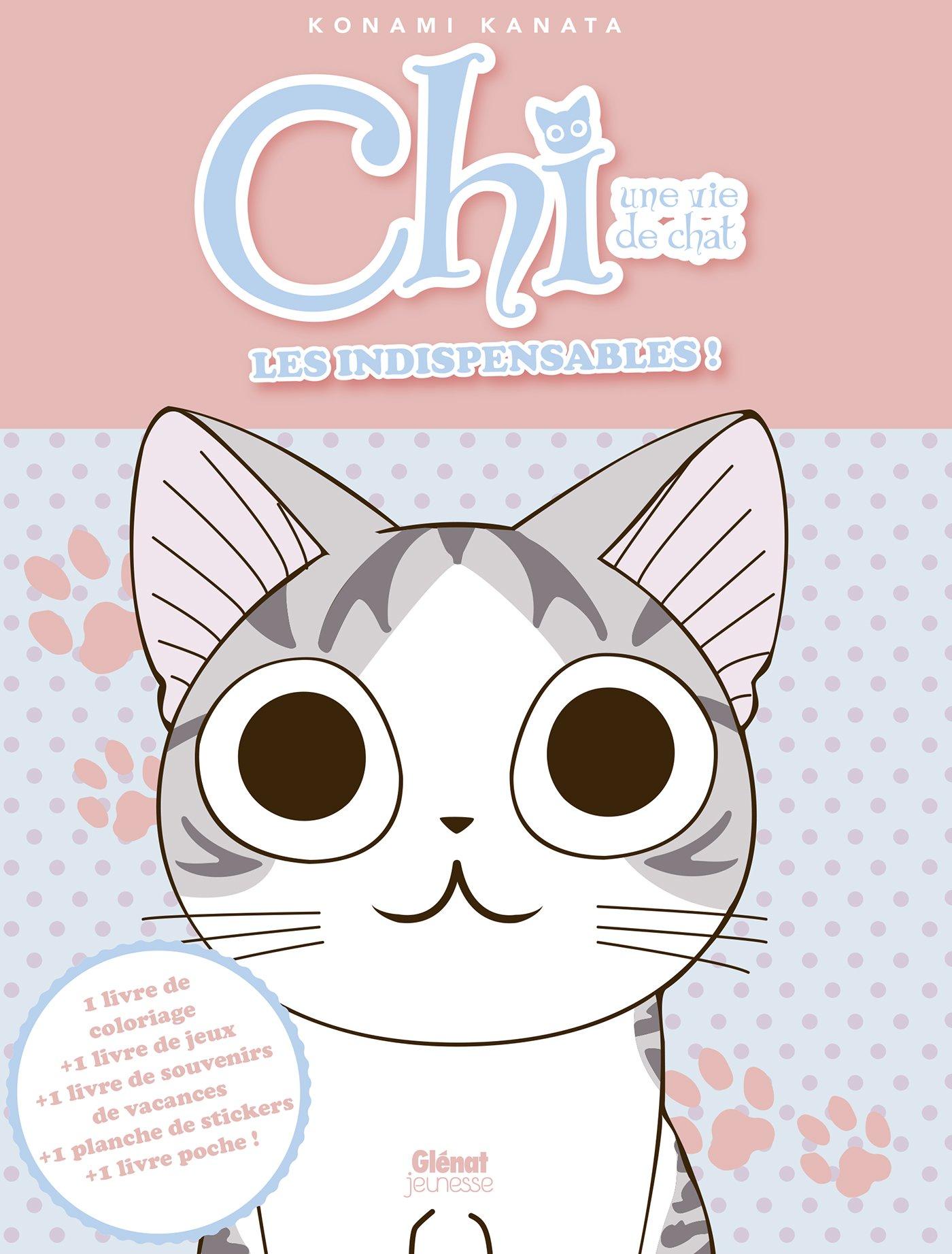 Coloriage Une Vie De Chat.Chi Une Vie De Chat Les Indispensables Contient 1 Livre De