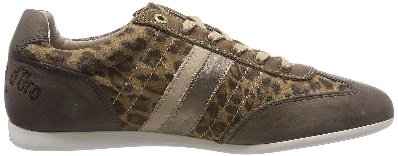 Pantofola dOro Women/'s Imola Leopard Donne Low Trainers