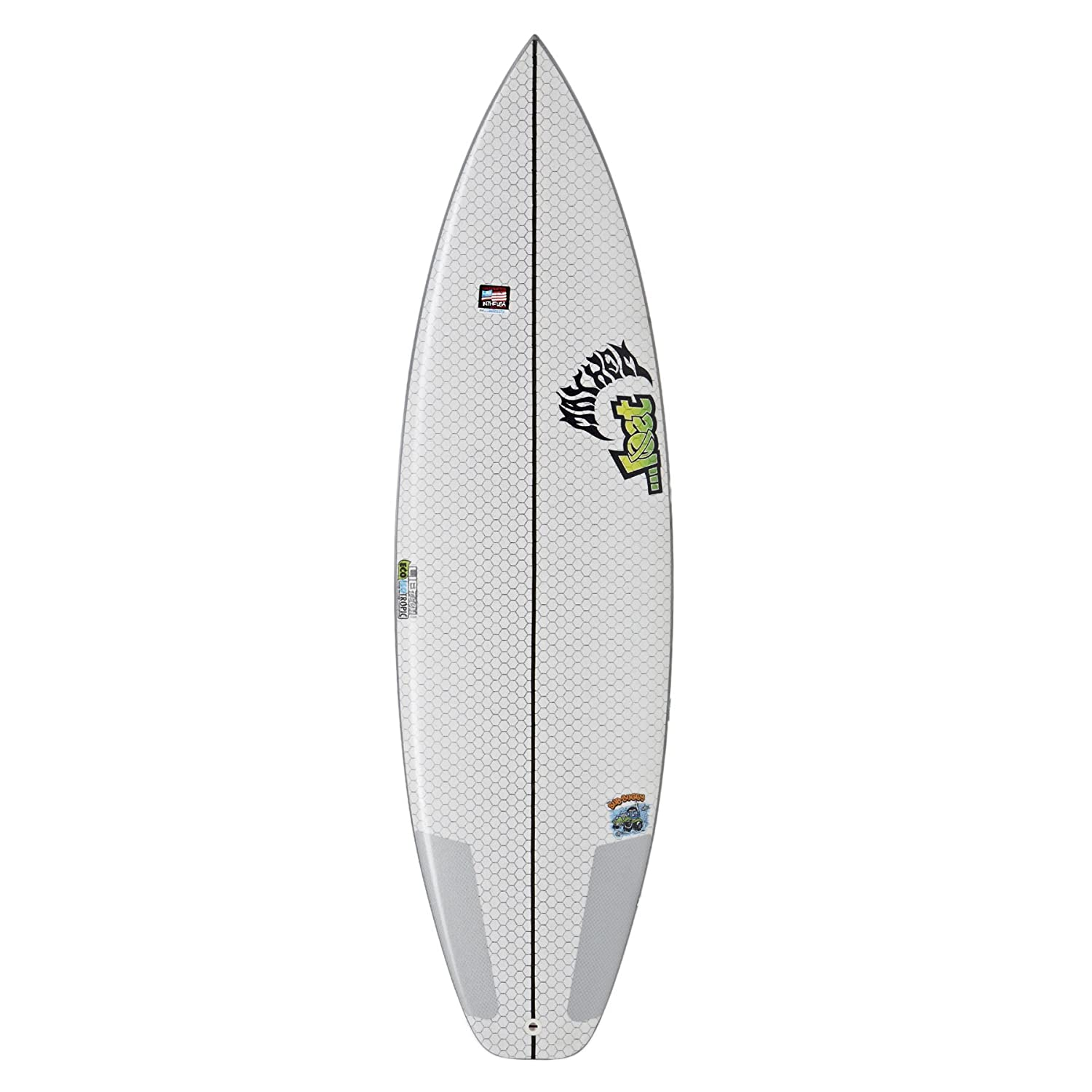 libtech hombre X Lost Sub Buggy tabla de surf/color blanco/5 8
