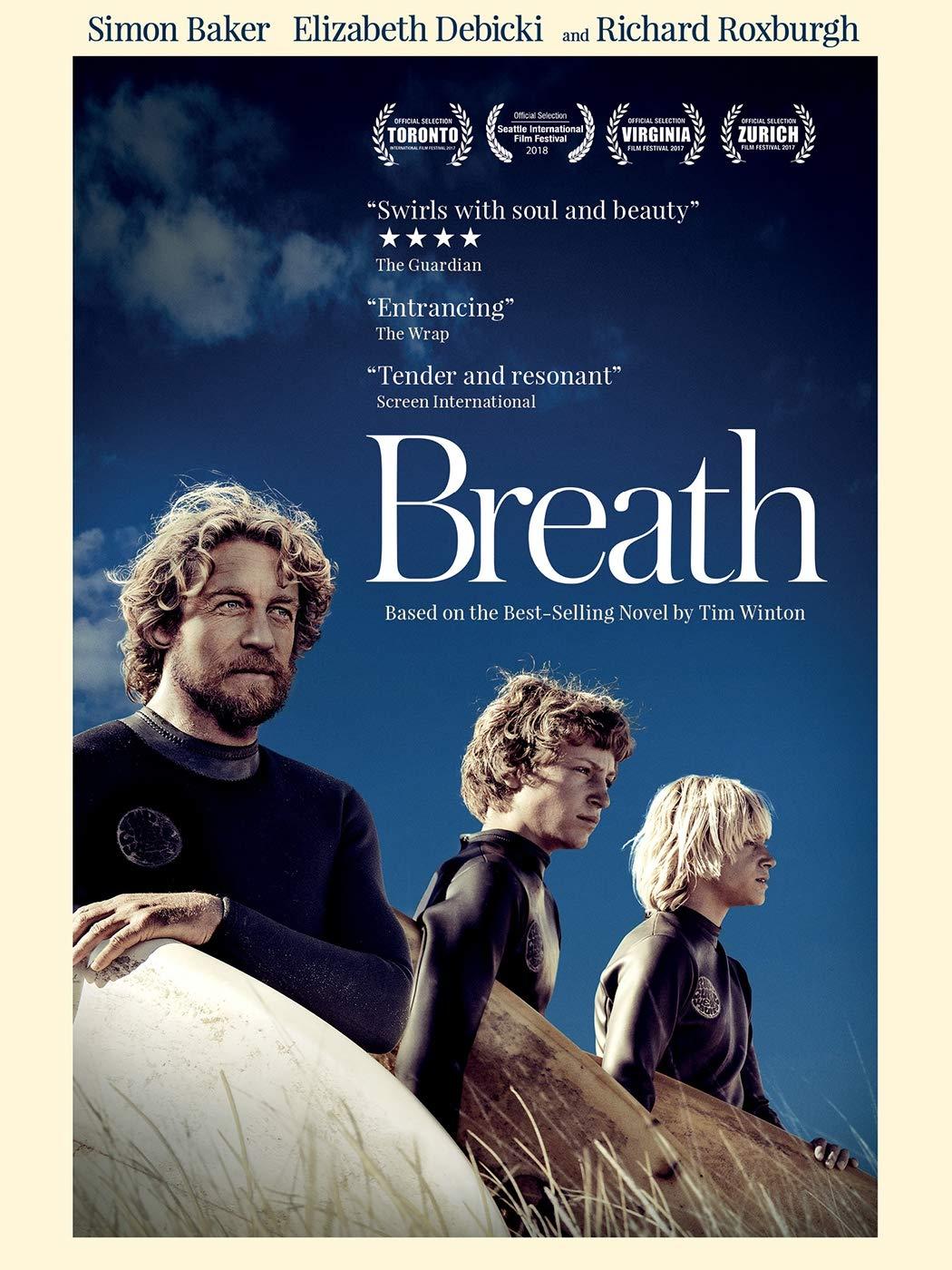 Book Cover: Breath