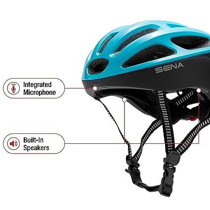 ever popular various colors new list Sena R1-STD Casque de vélo connecté Mixte