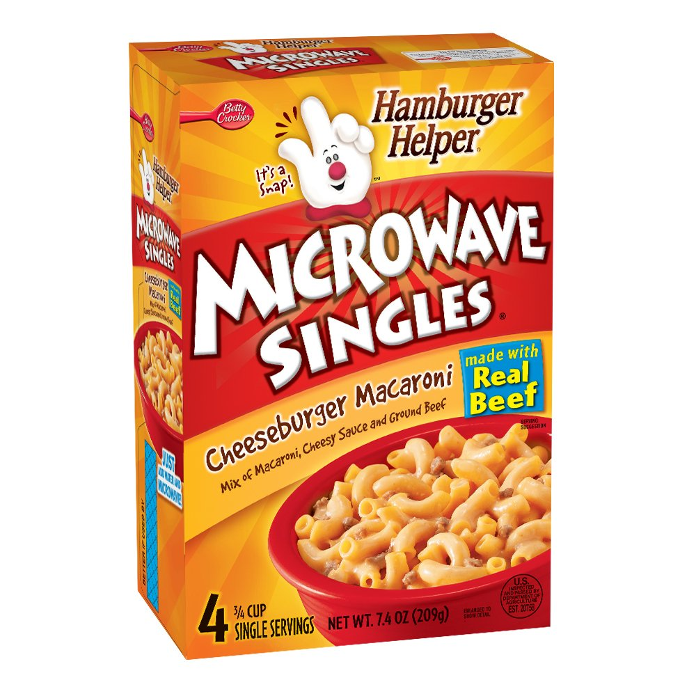 Amazon Hamburger Helper Beef Pasta 56 Ounce Boxes Pack Of