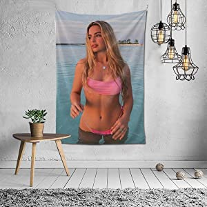 Addison-Rae Tapestry 60x40 inch Wall Hanging Bedding, Indoor Tapestry Soft And Comfortable, Home Decoration Wall Art Suitable.