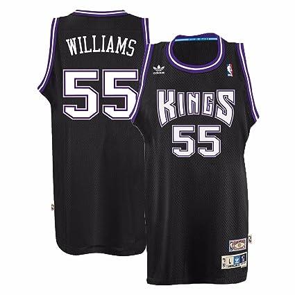 sports shoes efa94 192a2 adidas Sacramento Kings Jason Williams Soul Swingman Jersey