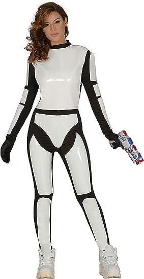 Guirca- Disfraz adulta soldado espacial, Talla 36-40 (84969.0 ...