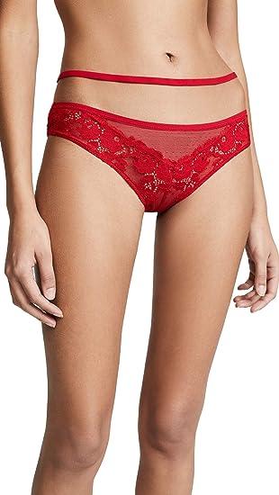 6899533f3b10e Honeydew Intimates Women s V-Day Skylar Panties at Amazon Women s Clothing  store