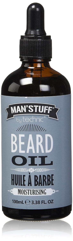 Badgequo Man's Stuff Beard Oil, 100 ml
